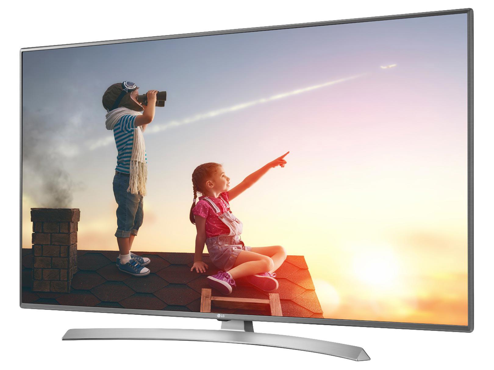 "Liverpool: Pantalla LG 60"" 4K HDR webOS 3.5 Smart TV 60UJ6580"
