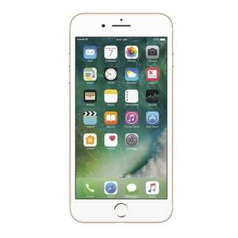Walmart:  iPhone 7 Plus Apple 128 GB Dorado 4G LTE Telcel