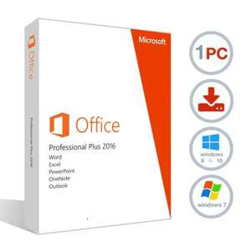 Amazon: Office 2016 Professional Plus
