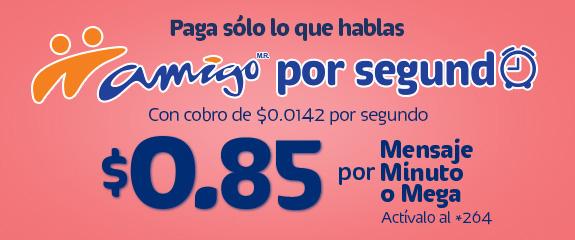 Esquema de cobro por segundo Telcel agrega 3 número gratis y cero roaming en USA y Canada