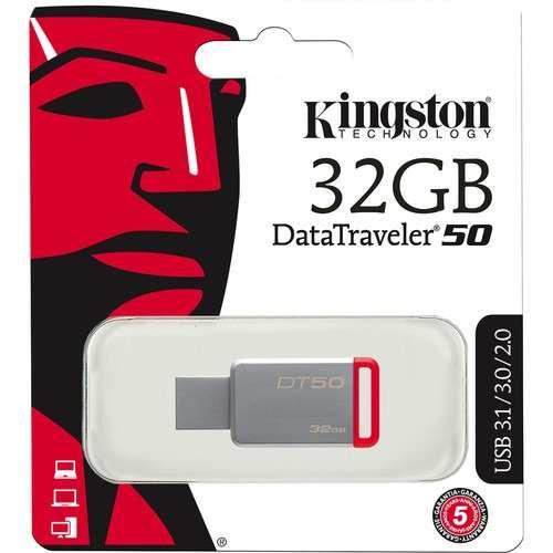 Mercadolibre Tienda oficial Kingston Memoria usb 3.1/3.0  32GB