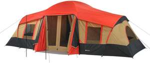 Ebay: NEW 10-Person Camping Tent Outdoor Family Instant Cabin Shelter Tents