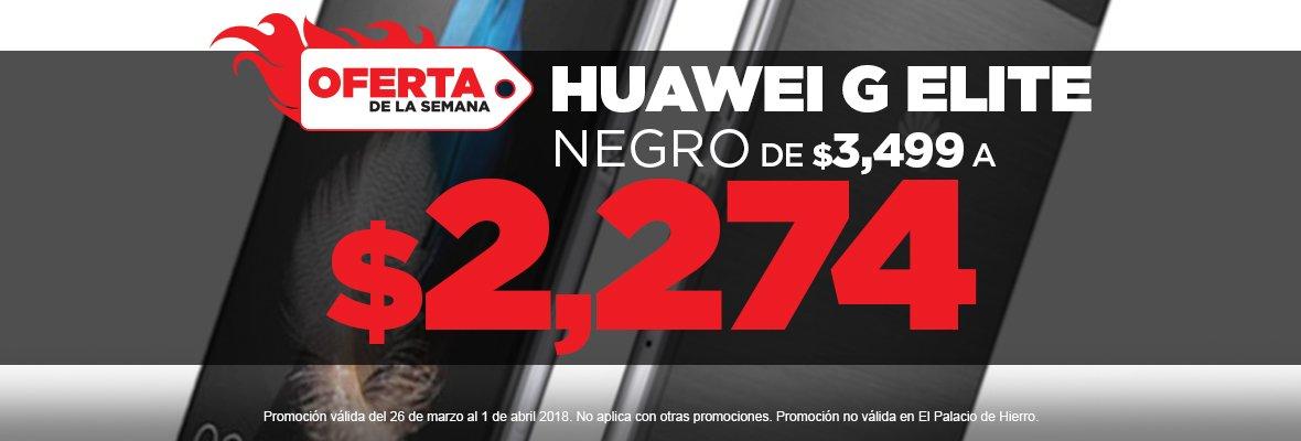 Gamershop: Huawei G Elite (con MercadoPago) Envio Gratis.