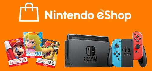 [Guía] Compra en eShop extranjeras a través de Nintendo Switch.