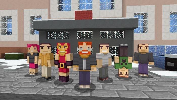 Xbox: 3 paquetes de aspectos gratuitos para Minecraft