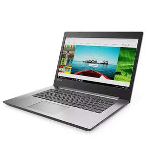 "OfficeMax: Laptop Lenovo 320 14"" Yoga 4GB 1TB Intel Core i5 Gris + Disco duro de 1 TB gratis"
