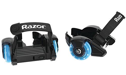 Amazon: Razor 25056199 Jetts Mini Heel Wheels (patines de talón para personas de hasta 80kg); Cascos desde $319 y protecciones desde $227
