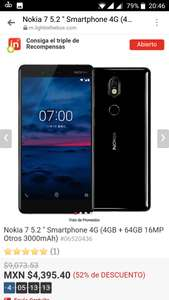 Lightinginthebox: Nokia 7 a $4,395