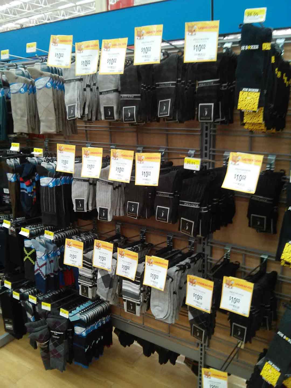 Walmart: Calcetines marca Polo Club en liquidación