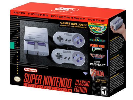 Liverpool: Consola Nintendo Super NES Classic