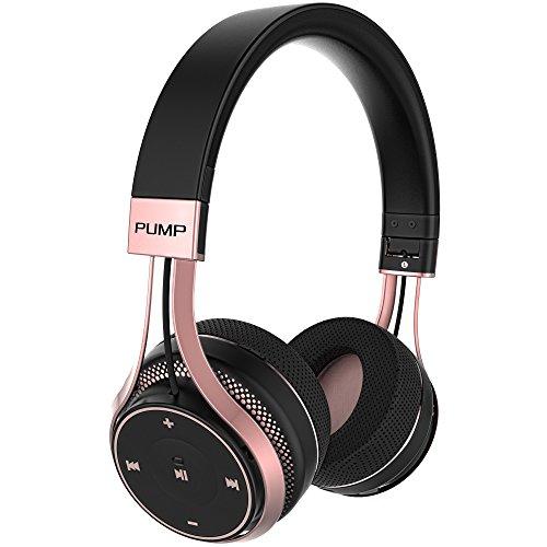 Amazon: BlueAnt Pump Soul Audifonos Bluetooth On Ear de de$2499 a $1069