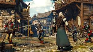 The Witcher 3 para Xbox ONE de $789.00 a $710 en PREVENTA y con Gold