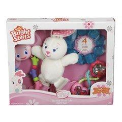 Walmart: hamaca de baño Hello Kitty $60, kit de mordereras $90