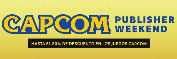 Steam: Capcom Sale 2015 - Hasta 80% de Descuento