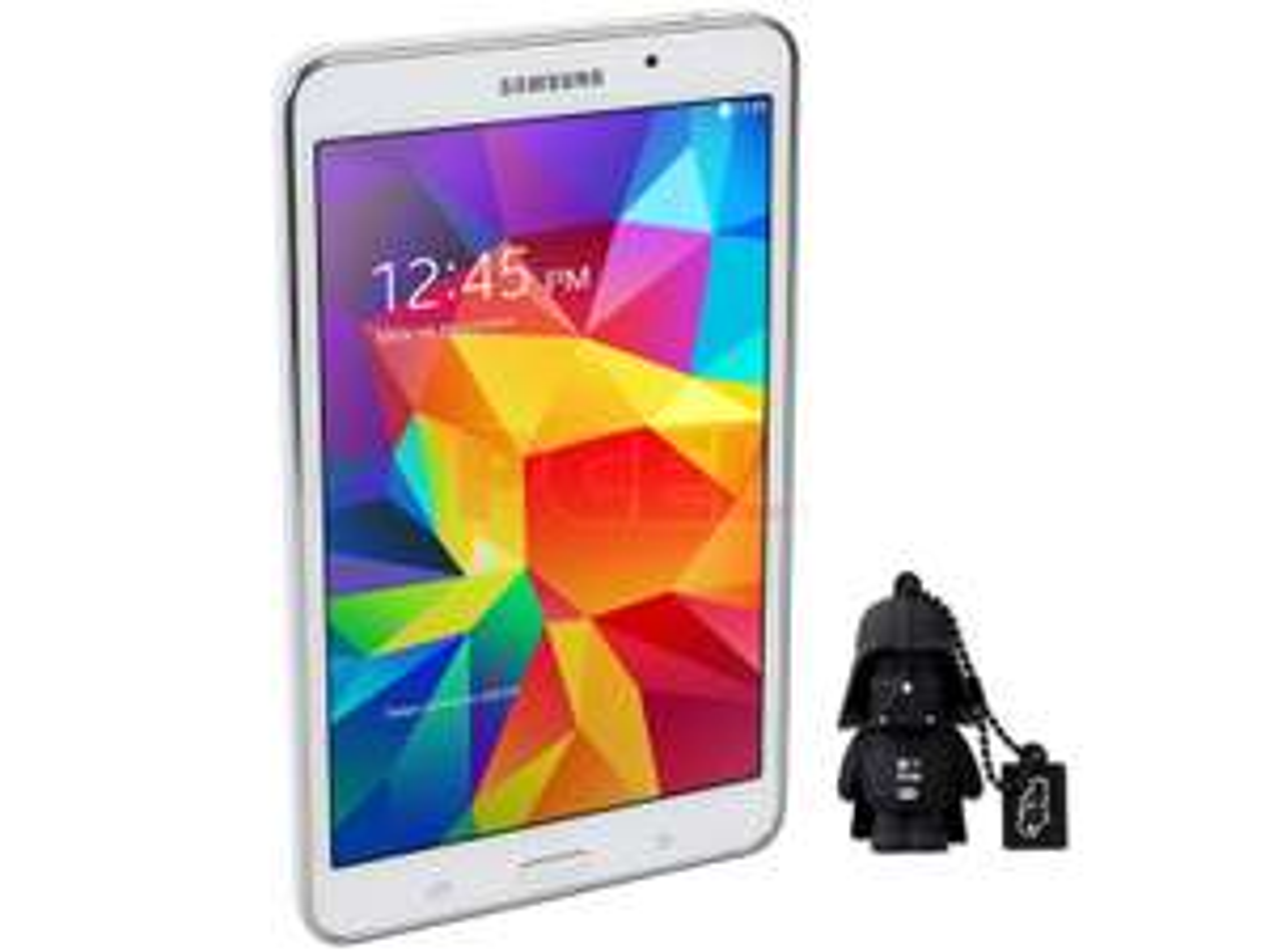 Pcel: Samsung GALAXY Tab 4 + USB Tribe Darth Vader