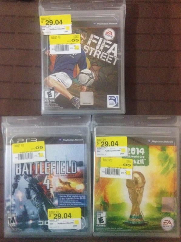 Bodega Aurrerá: Juegos de PS3 a solo $29.03 (Battlefield 4, Fifa Street y más)