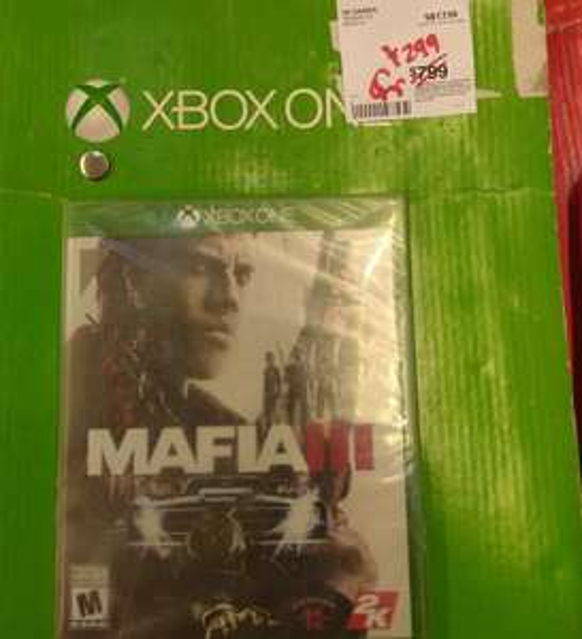 SAM'S CLUB: JUEGOS XBOX ONE y NINTENDO (ej. Mafia 3 para Xbox One $299)