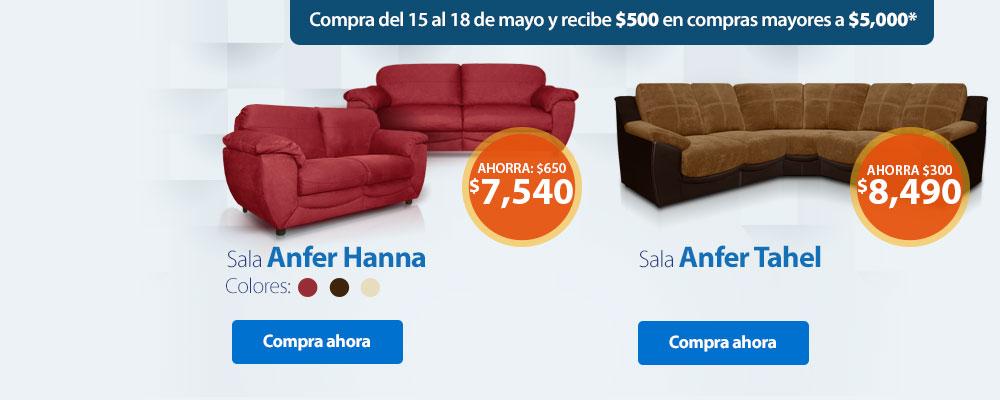 Walmart: compras mayores a $5,000 pesos, regresan $500 pesos