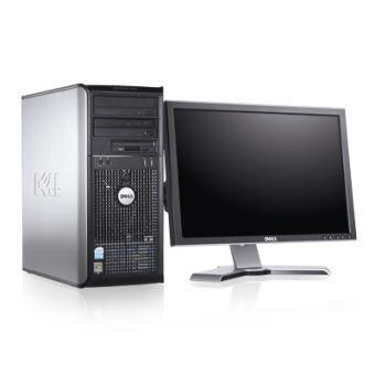 "Linio: Computadora dell escritorio REACONDICIONADA con monitor 17"""