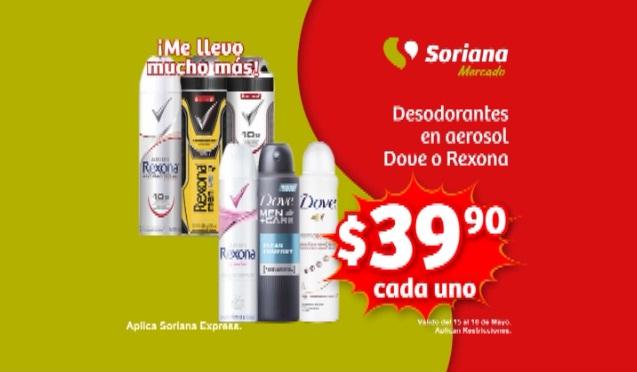 Soriana Mercado: Ofertas del 15 a 18 de Mayo