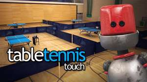 iTunes y Google Play: Table Tennis Touch a $13 (75% de descuento)