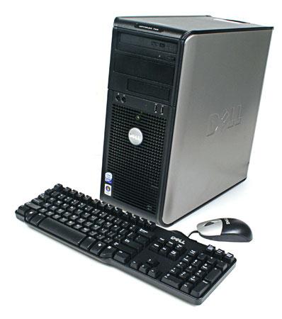 Linio: Computadora Dell Optiplex 755 $1,280 (reacondiconada)