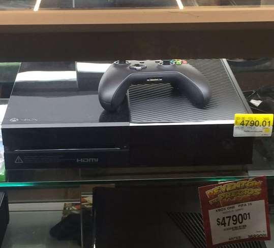 Bodega Aurrerá: Xbox One con FIFA 15 $4,790