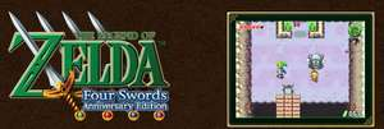 Nintendo eShop: Zelda Fours Swords gratis