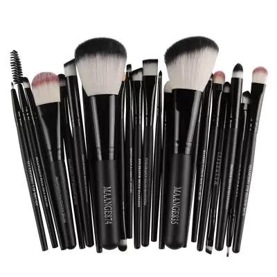 Gearbest , ESPECIAL Pinceles de maquillaje Fundación Maange 22 piezas, envío Gratis