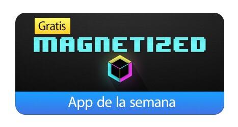 App de la semana en la Appstore: Magnetized de $39 a GRATIS