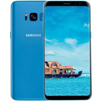 Linio: Samsung Galaxy S8+ 64GB DualSim Coral Blue super precio (con Citibanamex a 12 MSI)