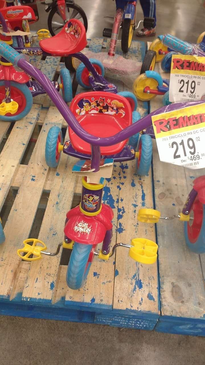 Bodega Aurrerá: Triciclo basico