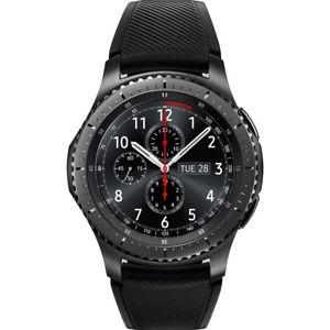 ebay: Smartwatch S3 frontier samsung 1 año de garantía