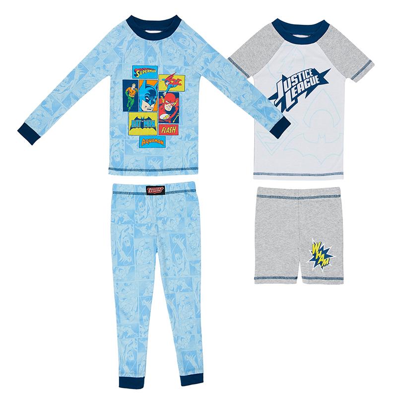 Costco: Conjunto de pijama infantil de 4 piezas T3, de $349 a $199