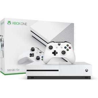 Linio: Consola Xbox One S 500GB (con Citibanamex a 12 MSI)