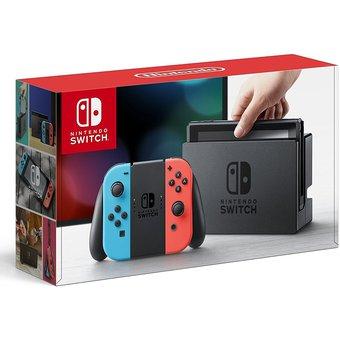 Linio: Nintendo Switch Neón (con Citibanamex a 12 MSI)
