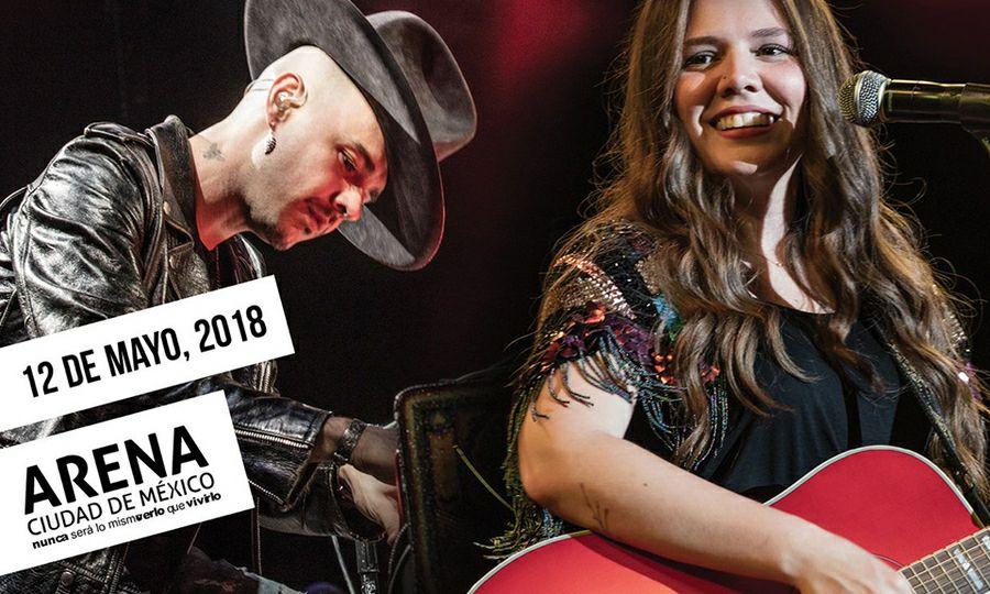 Groupon: concierto de Jesse y Joy zona café