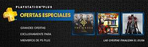 Playstation Store | PS Plus special, Ubisoft Sale, Deep Silver Sale