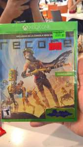 Mixup: Recore y Halo xbox one
