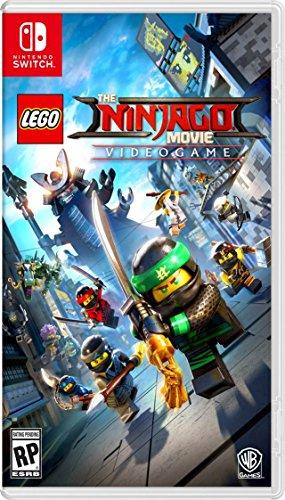 Amazon: The LEGO Ninjago Movie Video Game para Nintendo Switch