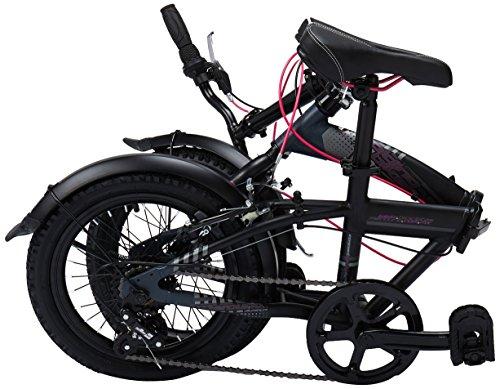 Amazon: Bicicleta Mercurio Folding R16 Plegable $2,946 con Banamex (2 colores)