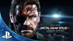 PSN Plus: Juegos de Junio. Metal Gear Solid: Ground Zeroes y mas