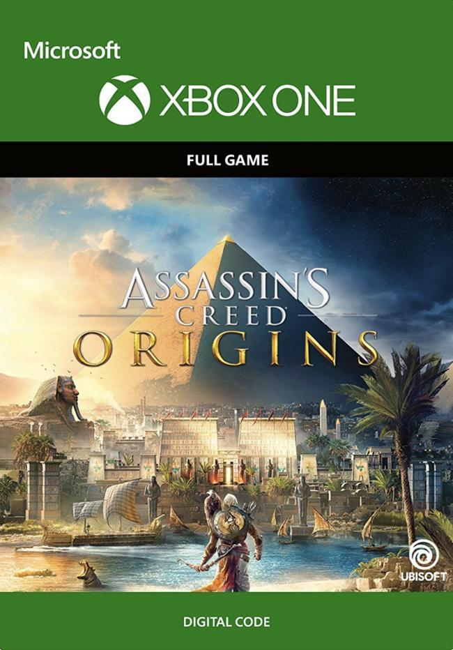 Cdkeys: Assassins Creed Origins para Xbox One