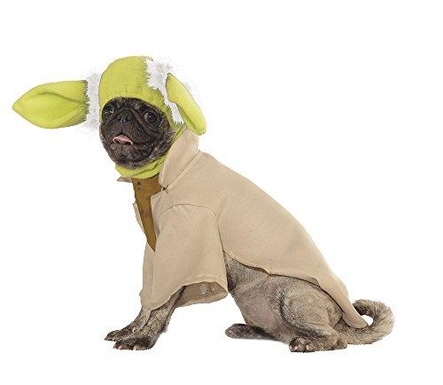 Amazon: Disfraz Yoda perro