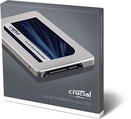 Amazon: Disco de Estado Solido de 525GB Marca Crucial (Aplica Prime y MSI)