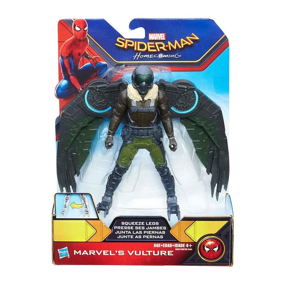 Walmart Online: Buitre Web City Deluxe Hasbro Marvel 6 Pulg