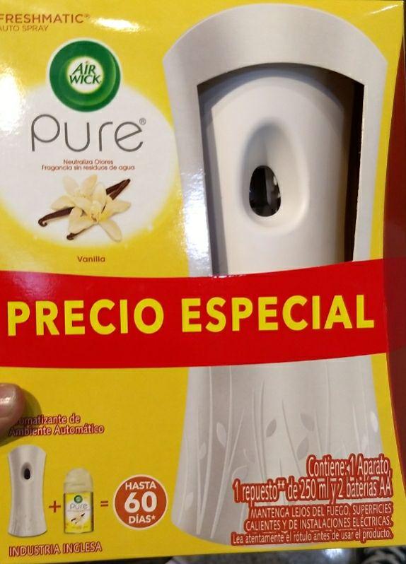 Walmart Town Center Rosario: Air wick fresh matic