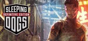Steam: Sleeping dogs definitive edition a $7.5 USD
