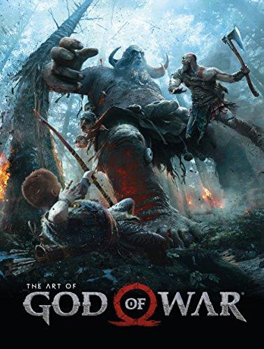 Amazon: The Art of God of War - Libro