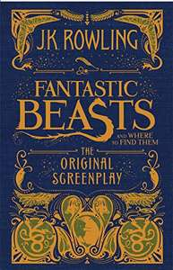 Amazon: Fantastic Beasts and Where to Find Them: The Original Screenplay (Inglés) PASTA DURA